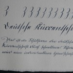 Deutsche Kurrentschrift