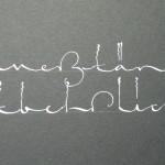 Schnudernäslischrift